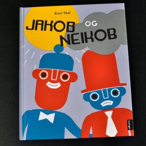 Omslag Jakob og Neikob