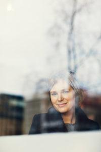 Portrett av Kari Stai. Foto: Benedikte Skarvik